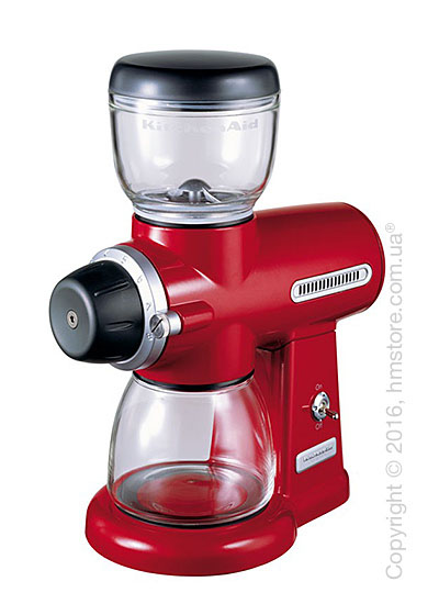 Кофемолка KitchenAid Artisan Burr Grinder, Empire Red. Купить