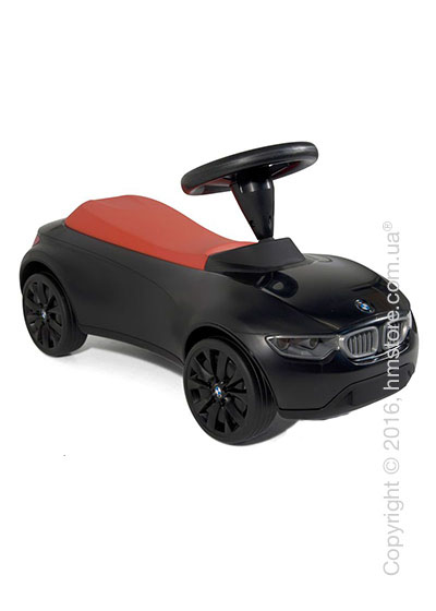 Автомобиль детский BMW Baby Racer III, Black and Orange