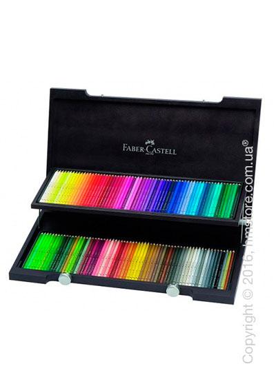 Набор полихромных карандашей Faber-Castell, коллекция Polychromos, 120 предметов