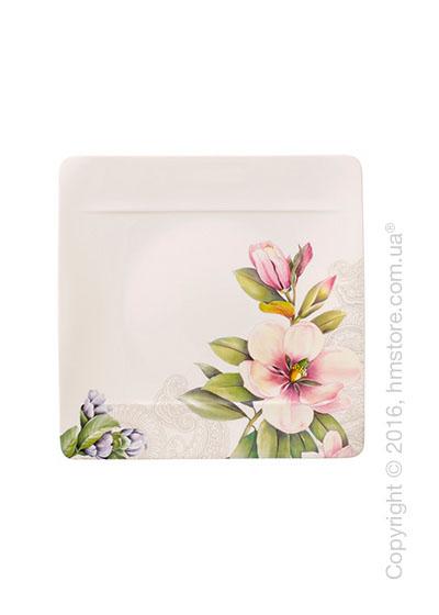 Тарелка столовая мелкая Villeroy & Boch коллекция Quinsai Garden, Motiv B