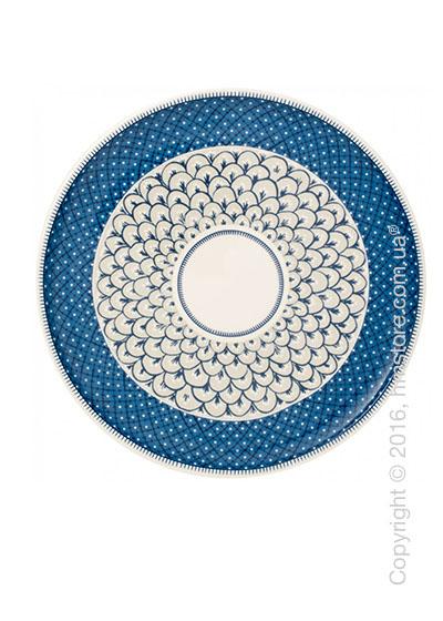 Блюдо для подачи Villeroy & Boch коллекция Casale Blu, 32 см