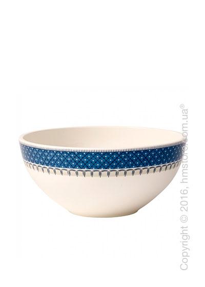 Салатница Villeroy & Boch коллекция Casale Blu, 24 см