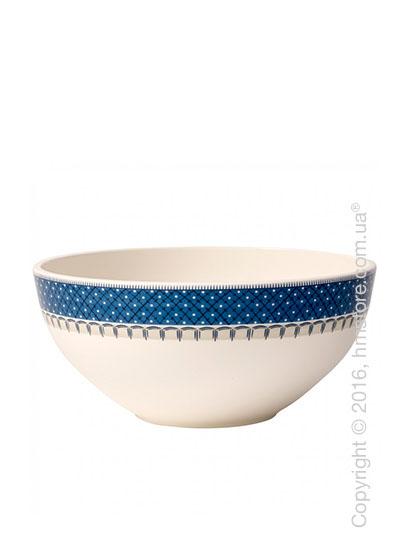 Салатница Villeroy & Boch коллекция Casale Blu, 28 см