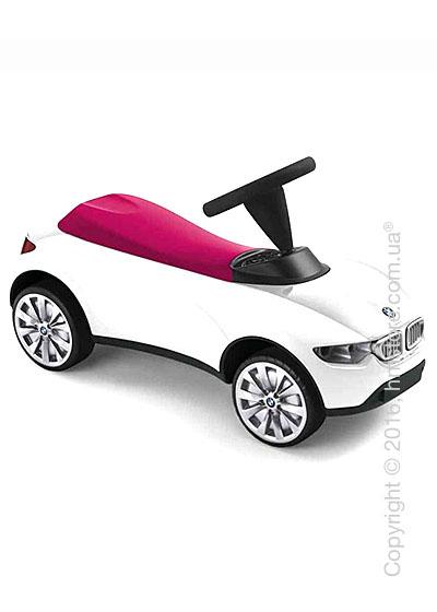 Автомобиль детский BMW Baby Racer III, White and Pink