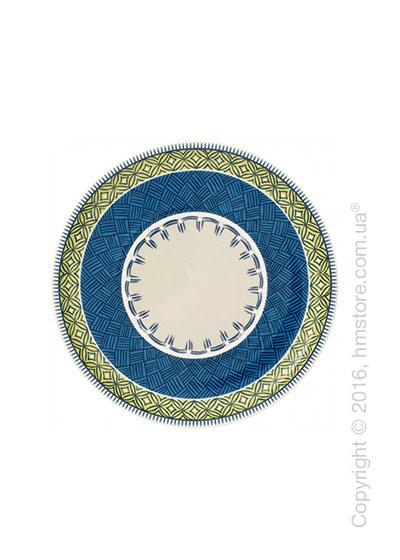 Тарелка десертная мелкая Villeroy & Boch коллекция Casale Blu, Alda