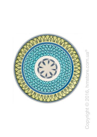 Тарелка десертная мелкая Villeroy & Boch коллекция Casale Blu, Carla