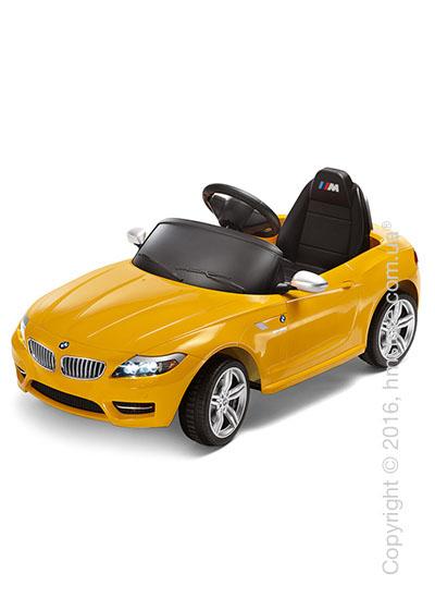 Электромобиль детский BMW Z4 RideOn, Yellow