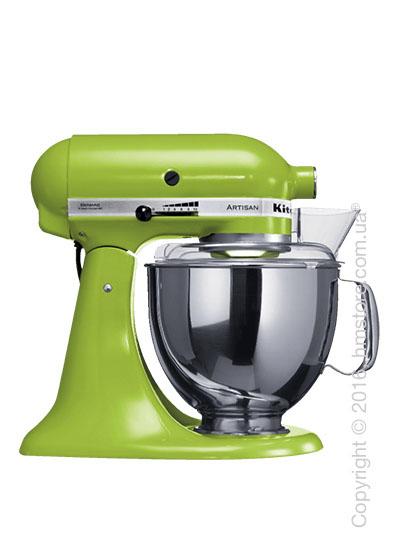 Планетарный миксер KitchenAid Artisan Series 5-Quart Tilt-Head Stand Mixer Plus Bowl 4.8 л, Green Apple. Купить