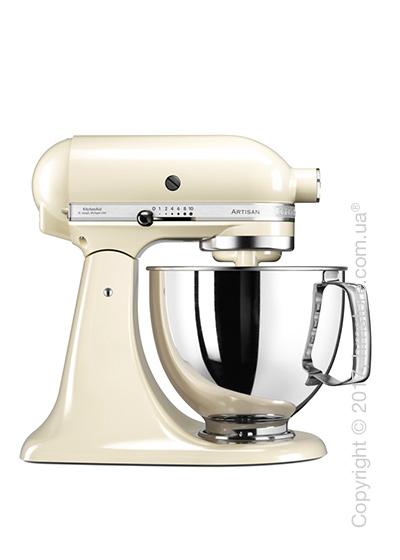 Планетарный миксер KitchenAid Artisan Series 5-Quart Tilt-Head Stand Mixer 4.8 л, Almond Cream. Купить