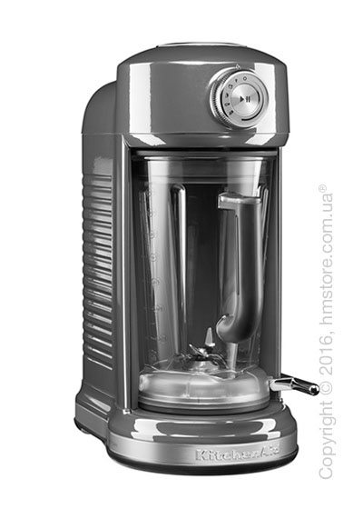 Блендер KitchenAid Artisan Torrent™ Magnetic Drive Blender, Medallion Silver