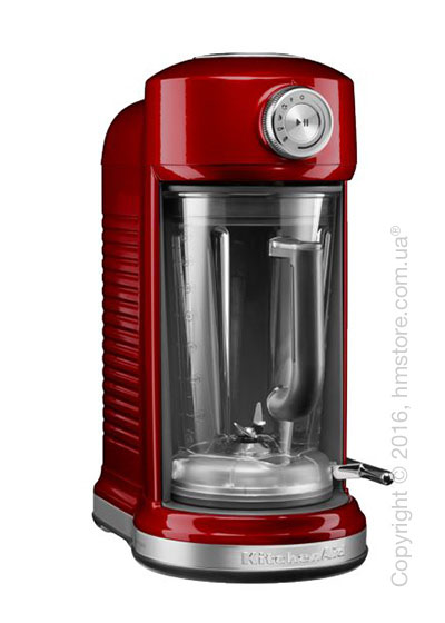 Блендер KitchenAid Artisan Torrent™ Magnetic Drive Blender, Candy Apple Red
