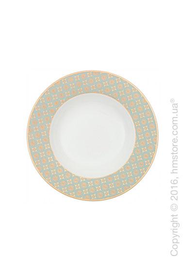 Тарелка столовая глубокая Villeroy & Boch коллекция Aureus