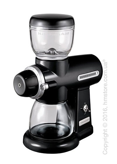 Кофемолка KitchenAid Artisan Burr Grinder, Onyx Black