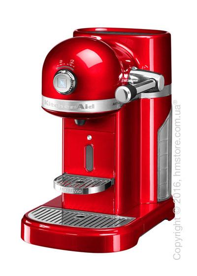 Кофеварка капсульная KitchenAid Artisan Nespresso, Empire Red. Купить
