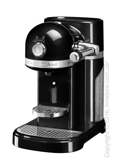 Кофеварка капсульная KitchenAid Artisan Nespresso, Onyx Black