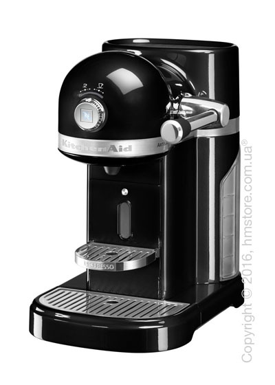 Кофеварка капсульная KitchenAid Artisan Nespresso, Onyx Black. Купить
