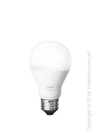 Умная лампа PHILIPS Hue 9.5W E27 bulb White
