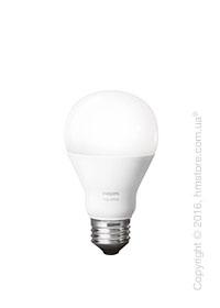 Умная лампа PHILIPS Hue 9.5W E27 bulb White