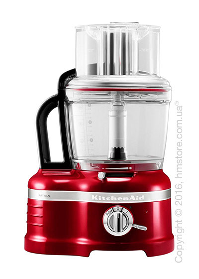 Кухонный комбайн KitchenAid Artisan Pro Line® Series 16-Cup Food Processor 4.0 л, Candy Apple Red