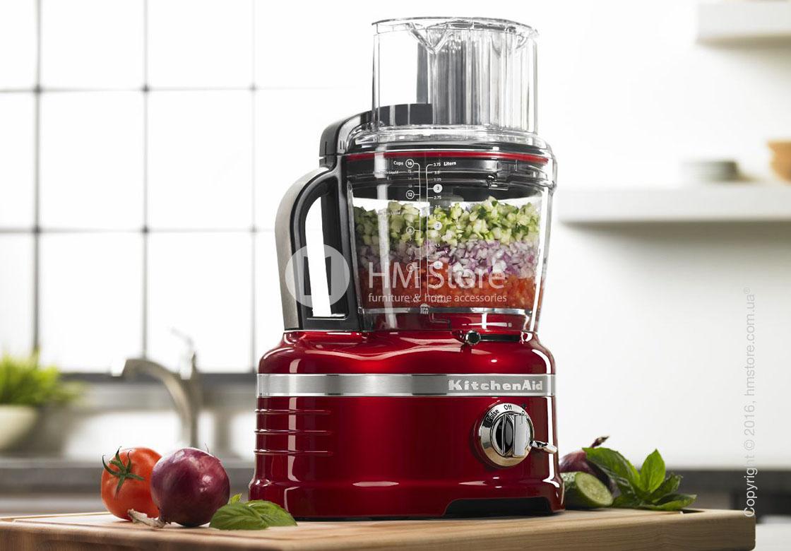 Кухонный комбайн KitchenAid Artisan Pro Line® Series 16-Cup Food Processor 4.0 л