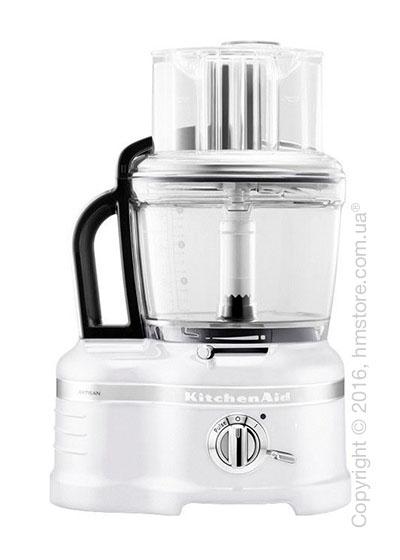 Кухонный комбайн KitchenAid Artisan Pro Line® Series 16-Cup Food Processor 4.0 л, Frosted Pearl White