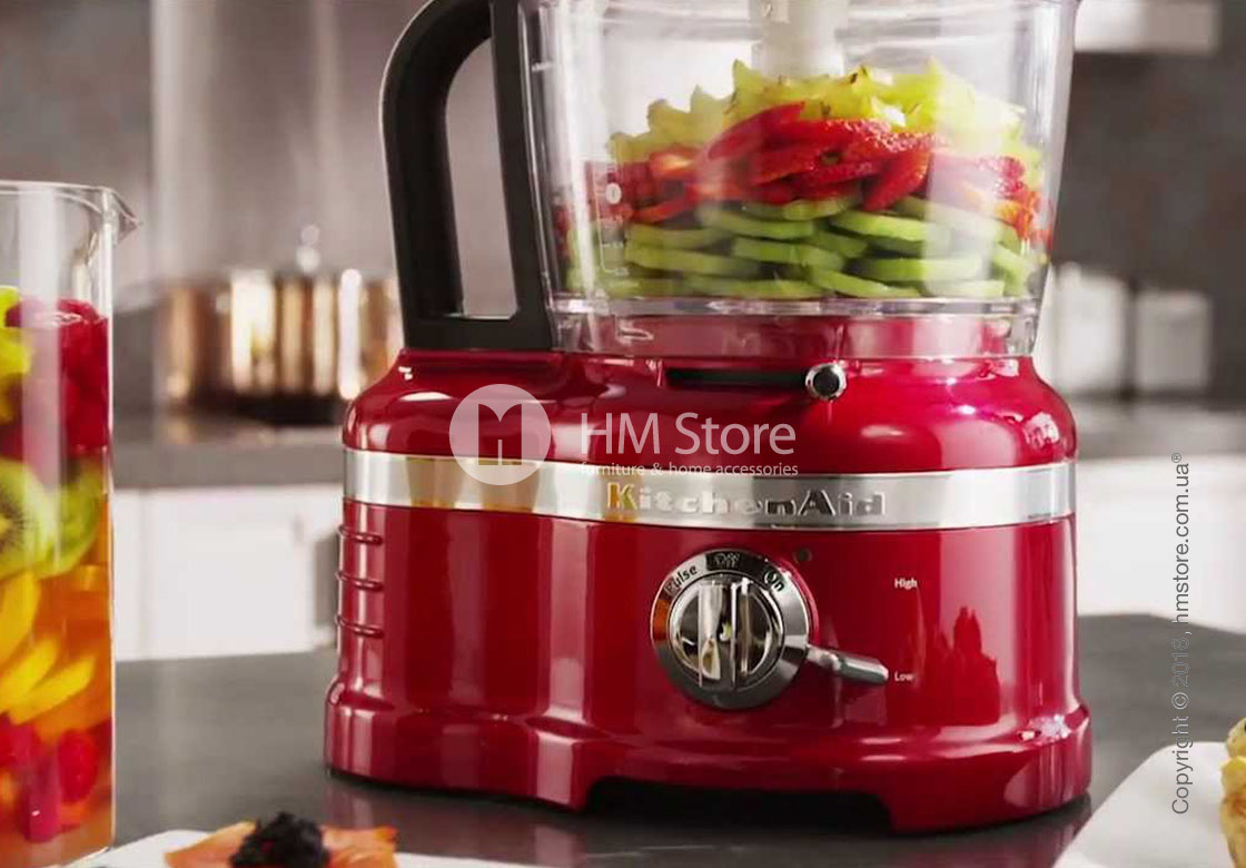 Кухонный комбайн KitchenAid: что умеет комбайн за $1000