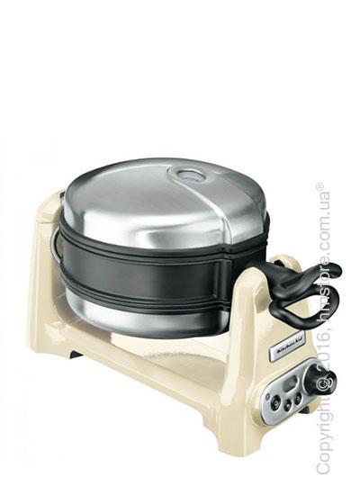 Вафельница KitchenAid Artisan Waffle Baker, Almond Cream
