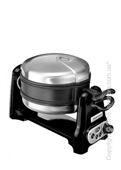 Вафельница KitchenAid Artisan Waffle Baker, Onyx Black