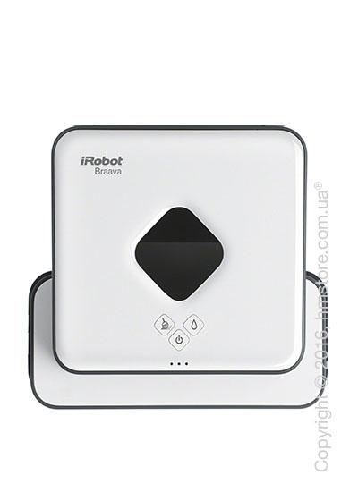 Робот-уборщик iRobot Braava 390T, White. Купить