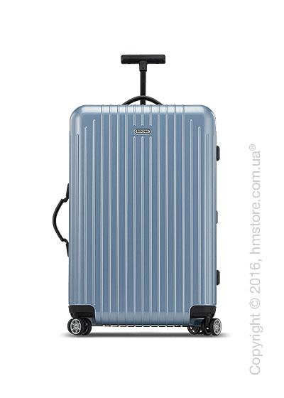 Чемодан дорожный на колесах Rimowa серия Salsa Air 65 Multiwheel, Ice Blue