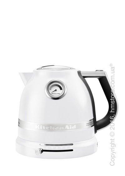 Чайник электрический KitchenAid Pro Line® Series Electric Kettle 1.5 л, Frosted Pearl White
