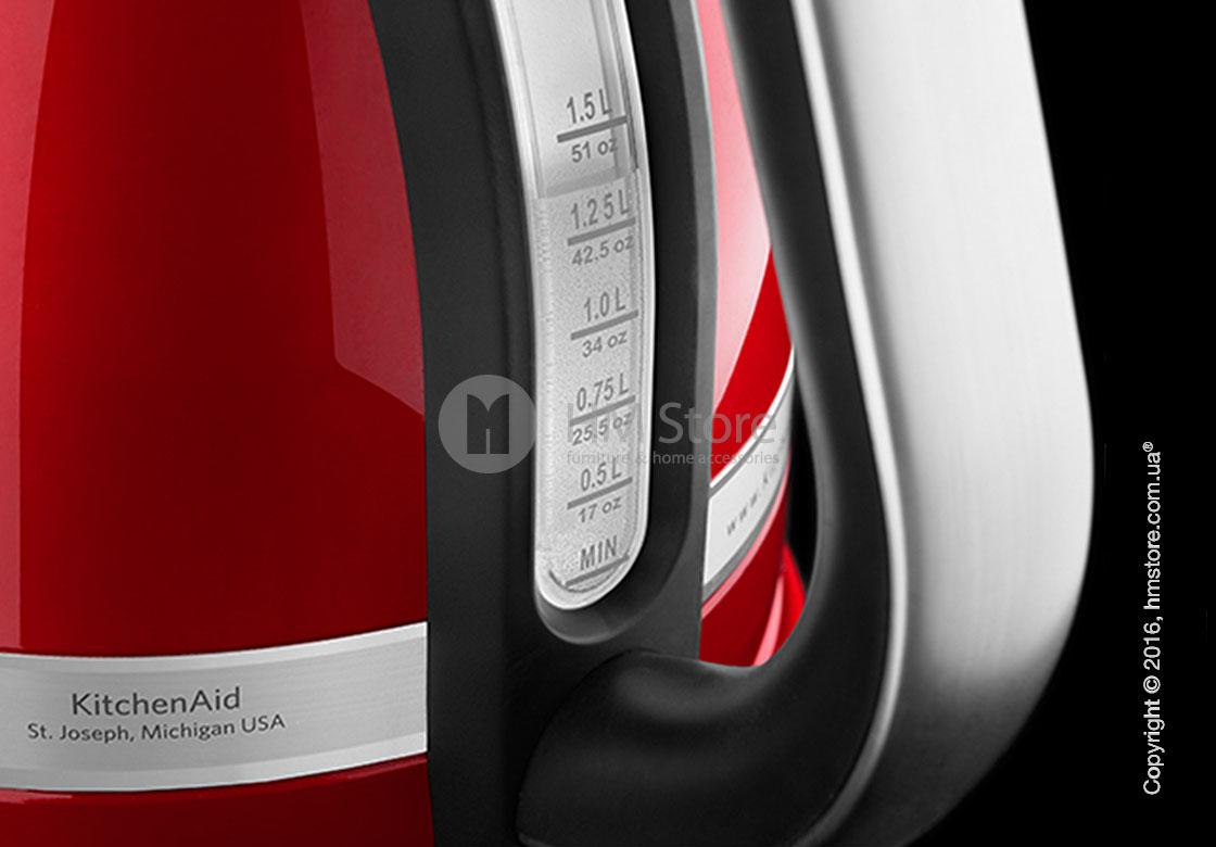 Чайник электрический KitchenAid Pro Line® Series Electric Kettle 1.5 л, Empire Red. Купить