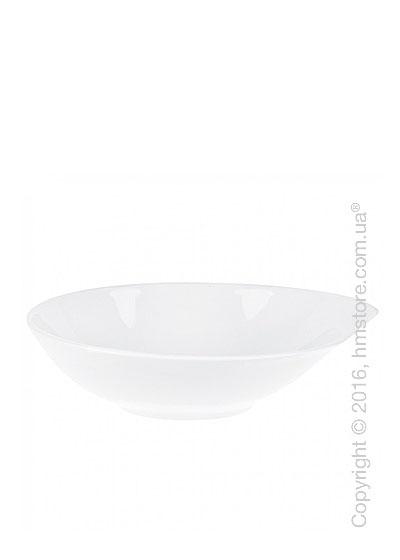 Тарелка столовая глубокая Villeroy & Boch коллекция Flow