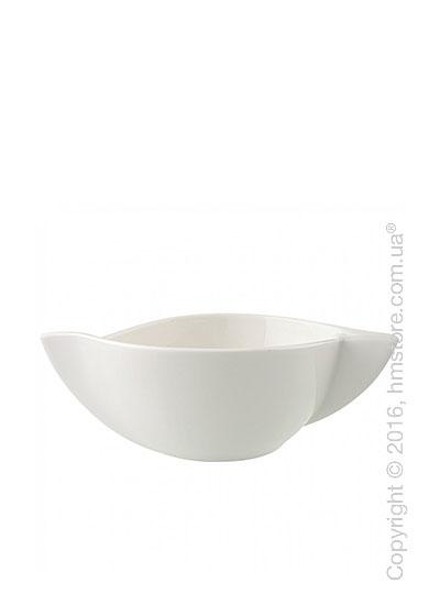 Тарелка столовая глубокая Villeroy & Boch коллекция New Wave, 450 мл