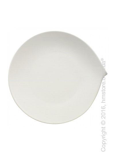 Тарелка столовая мелкая Villeroy & Boch коллекция Flow, 28 см