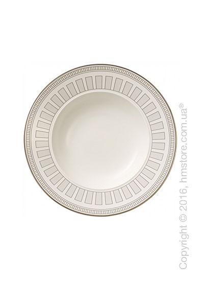 Тарелка столовая глубокая Villeroy & Boch коллекция La Classica Contura