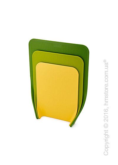Набор разделочных досок Joseph Joseph Nest Chop, 3 предмета, Green