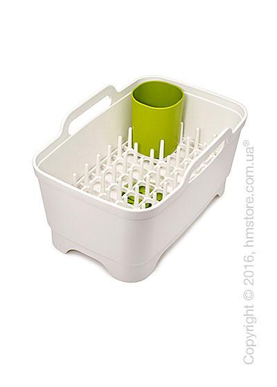 Емкость для мытья и сушки посуды Joseph Joseph Wash & Drain Plus, White