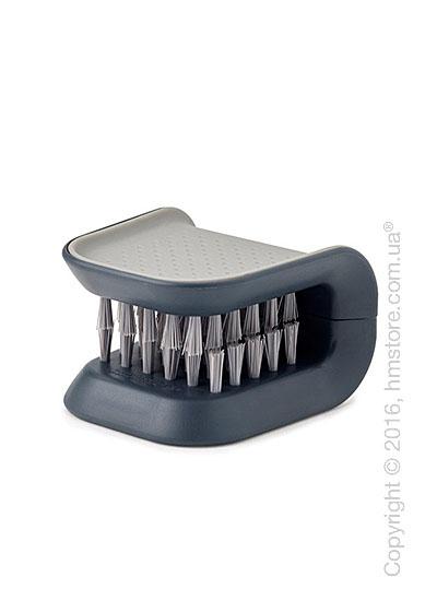 Щетка кухонная Joseph Joseph Blade Brush Knife Cleaner, Grey