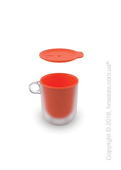 Кружка для микроволновки Joseph Joseph M-Cuisine Cool-Touch Mug Set, Orange