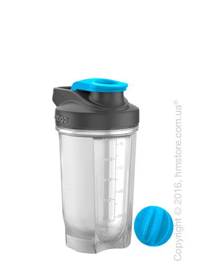Шейкер Contigo Shake & Go Fit, Blue 590 мл