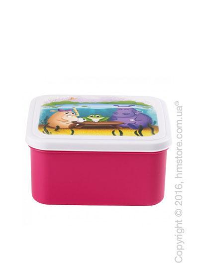 Ланчбокс детский Villeroy & Boch коллекция Lily in Magicland, Pink