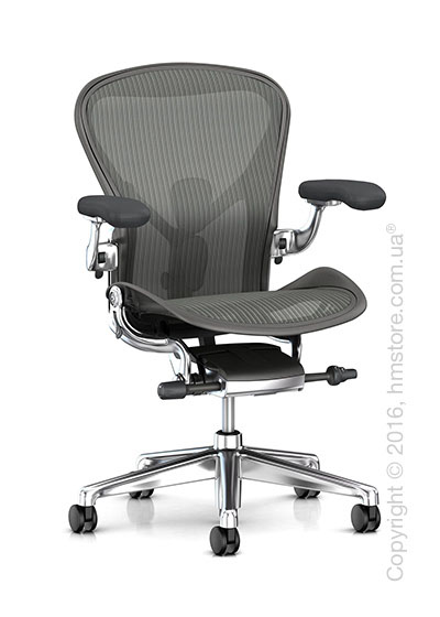 Кресло Herman Miller Aeron Remastered