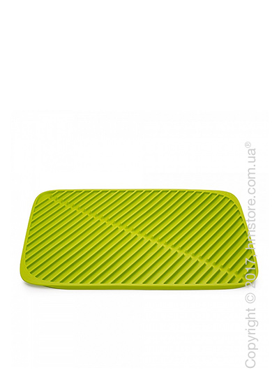 Сушка для посуды Joseph Joseph Flume Folding Draining Mat Large, Green