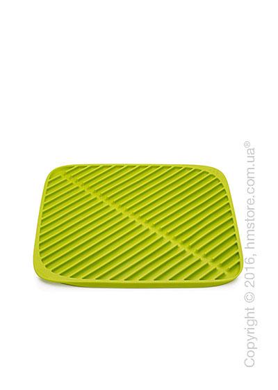 Сушка для посуды Joseph Joseph Flume Folding Draining Mat Small, Green