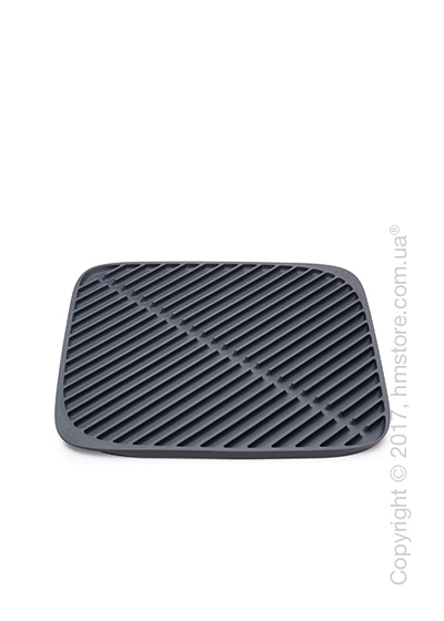 Сушка для посуды Joseph Joseph Flume Folding Draining Mat Small, Grey