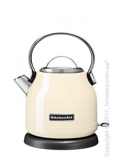 Чайник электрический KitchenAid Electric Kettle 1.25 л, Almond Cream