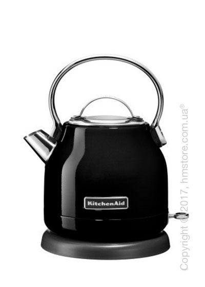 Чайник электрический KitchenAid Electric Kettle 1.25 л, Onyx Black
