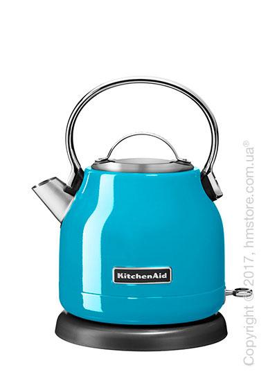 Чайник электрический KitchenAid Electric Kettle 1.25 л, Crystal Blue