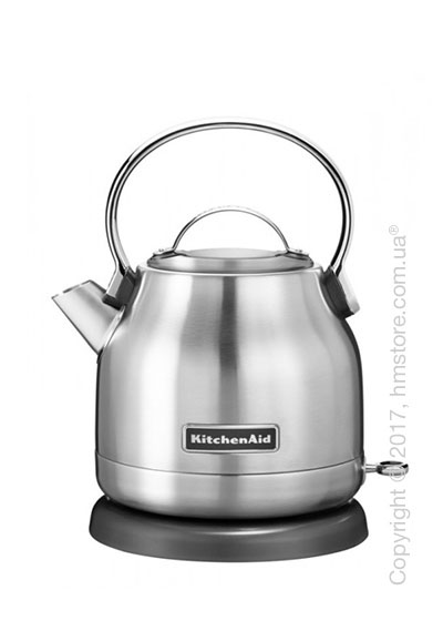 Чайник электрический KitchenAid Electric Kettle 1.25 л, Brushed Stainless Steel